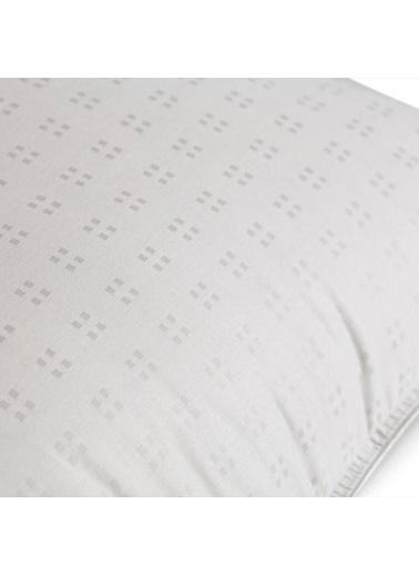 Penelope Twin Luxe Kaz Tüyü Yastık 50x70 Beyaz